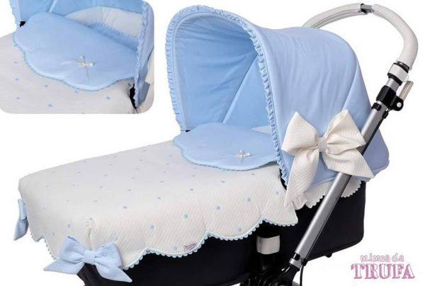 vestiduras carrito bebe