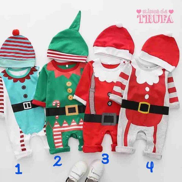 mameluchos navideños bebe