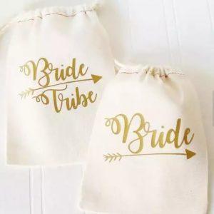 bolsa bride y team bride