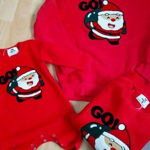 Pack Sudaderas Familia Navidad