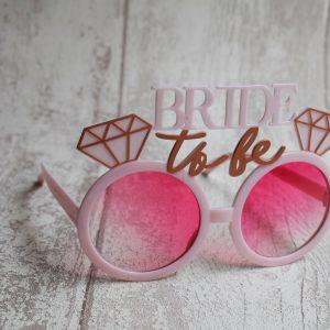 gafas despedida bride