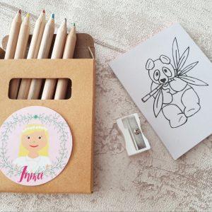 Dibujo Niños Comunión