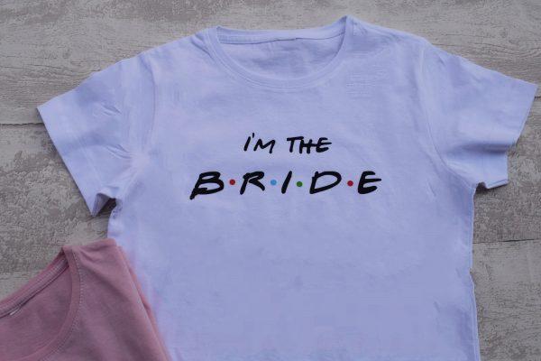 camiseta despedida friends