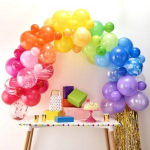 arco globo arcoiris