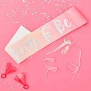 banda despedida bride_to_be_