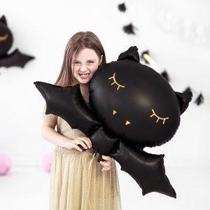 globo murcielago halloween