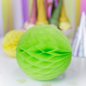 bola nido verde