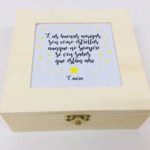 regalo caja amigas