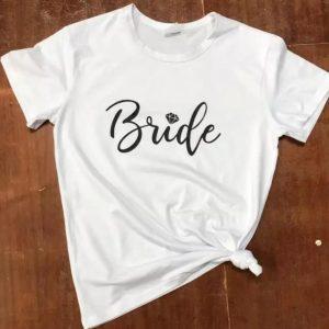 camiseta despedida bride joya