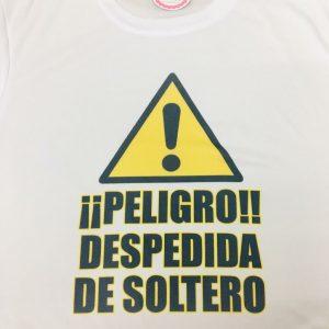 camiseta despedida soltero vista