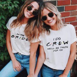 camisetas despedida I´m the bride