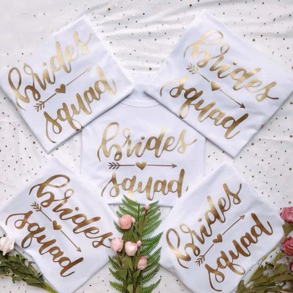 Camiseta despedida Brides Squads