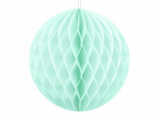 bola nido color agua marina
