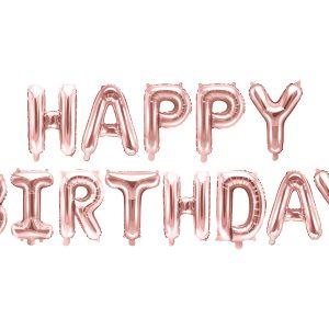 globos happy birthday