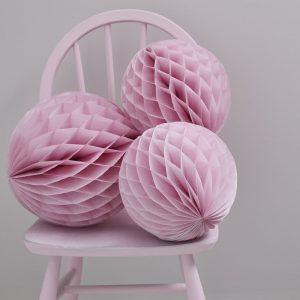 decoracion comunion bola de nido