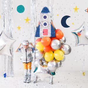piñata cohete