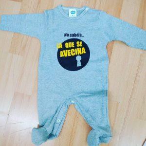 pijama bebe la que se avecina