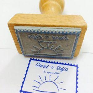 sello-personalizado-boda