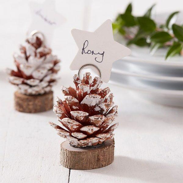 Marcasitios navideños Piña