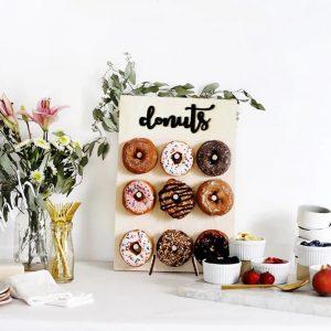 stand de donuts mesa chuches