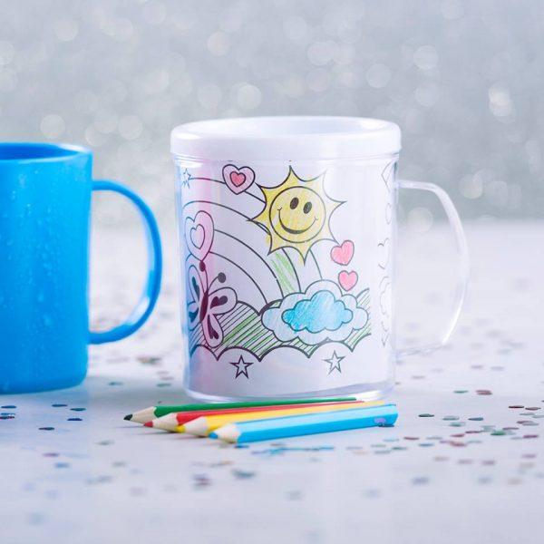taza regalo niños