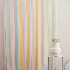cortina decoracion paste